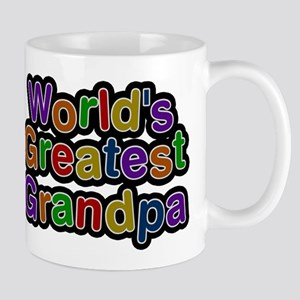 Worlds Greatest Grandpa Mugs